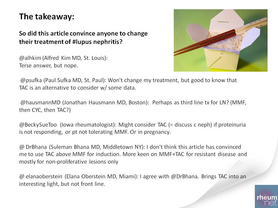 lupus nephritis