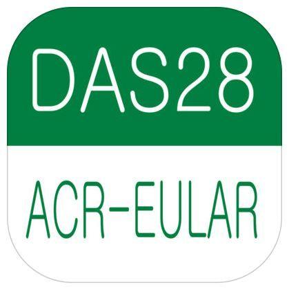 DAS28 ACR-EULAR criteria (©Keiji Matsui)