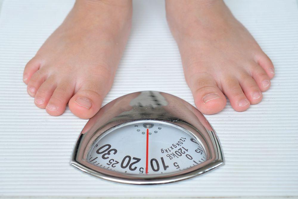 (Weight gain ©Sunsetman/Shutterstock.com)