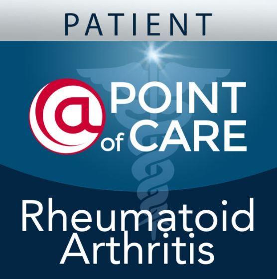 Rheumatoid Arthritis Patient Companion (©Point of Care)