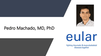 Pedro Machado, MD, PhD: COVID-19 Vaccine Safety in Patients With Rheumatic and Musculoskeletal Disease