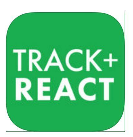 TRACK and REACT (©Arthritis Foundation)