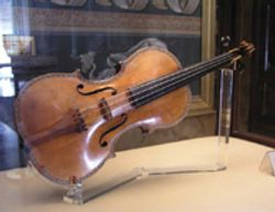 End of the Spectrum: Spectroscopy Plays the Violin