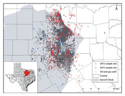 Analytical Efforts Toward Monitoring Groundwater in Regions of Unconventional Oil and Gas Exploration