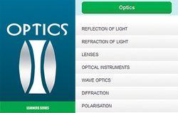 App of the Month: Optics Physics
