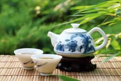 """Studying the Source of Raw Material and Glaze Formula of Sky Green """"Ru-type Ware"""" and Ru Kuan Ware by EDXRF"""
