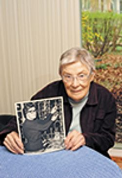 Marilyn Jacox, a Pioneer in Infrared Spectroscopy