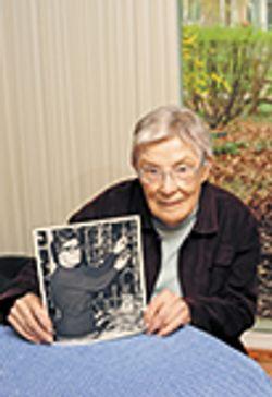 Marilyn Jacox, a Pioneer in Infrared Spectroscopy