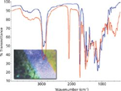 Specular Reflectance Spectroscopy with Viewing