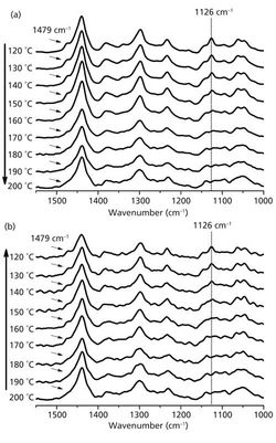 Analysis of the Brill Transition and Reversible Brill Transition in Nylon 6,6 by Raman Spectroscopy