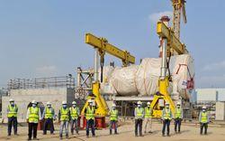 9HA Gas Turbine Arrives in Bangladesh