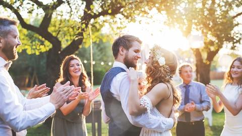 When getting married, don't forget financial planning