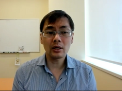 Dr. Chung-Han Lee discusses ongoing pembrolizumab/lenvatinib trial in non-clear cell RCC