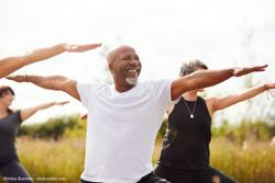 Dr. Kaushik discusses the benefits of yoga for patients with prostate cancer