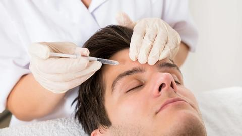 Cosmetic surgery in men: Fad or new trend?