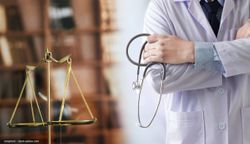 How is a medical malpractice claim defined?