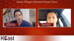 Genetic Testing in Metastatic Prostate Cancer