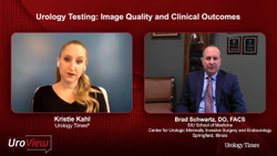 Urology Testing: Image Quality and Clinical Outcomes