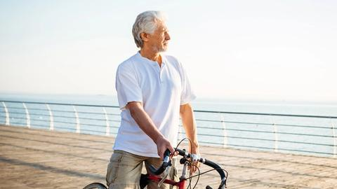Bicycle riding: Good or bad for men's health?