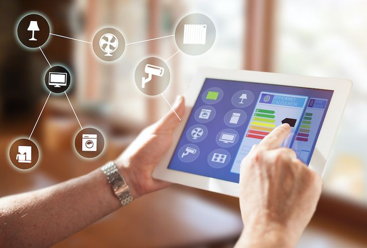 Smart home features.