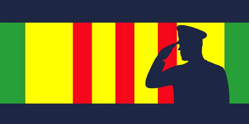 Vietnam Veterans welcome home!