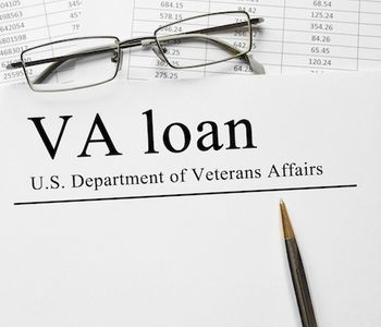 VA loan documents.