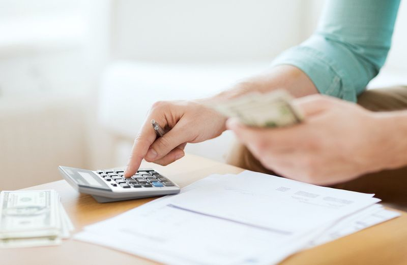 Budgeting to pay off VA home loan early.