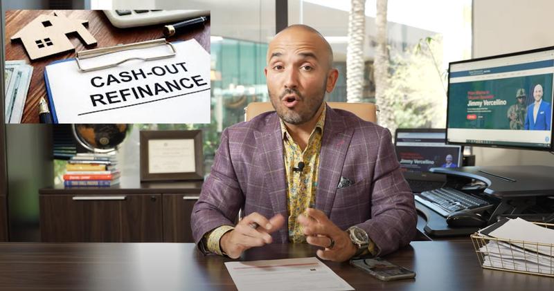 VA Cash Out Refinance Loan explained.