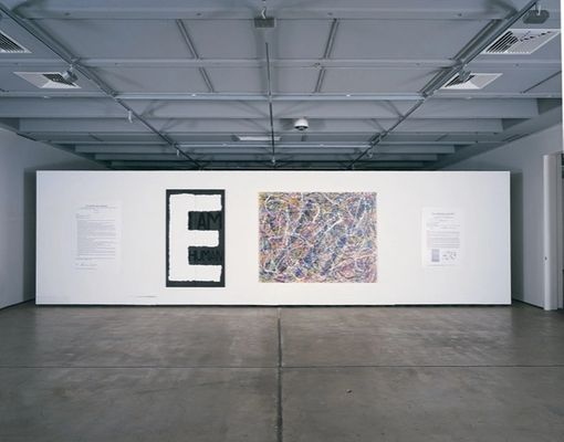 Installation view of artwork 'Worth Exploring'