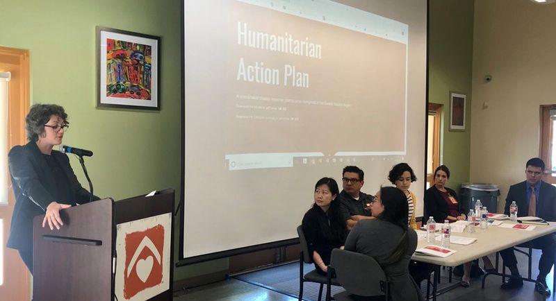 Humanitarian Action Plan