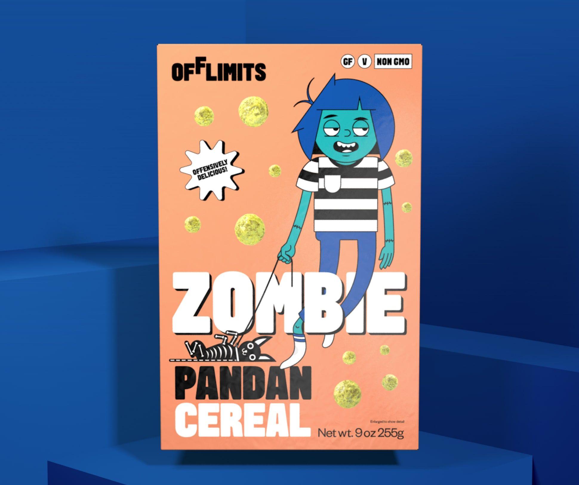 Pandan Cereal