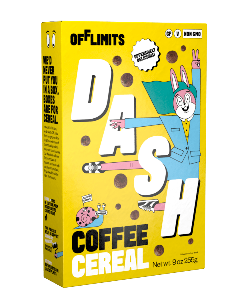 Dash Cereal
