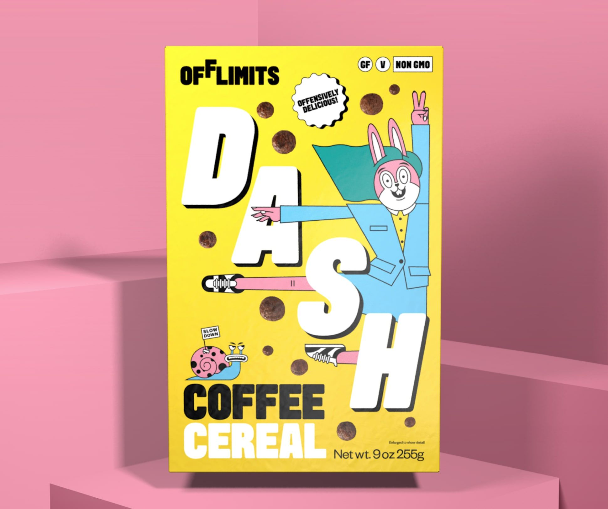 Coffee Cereal