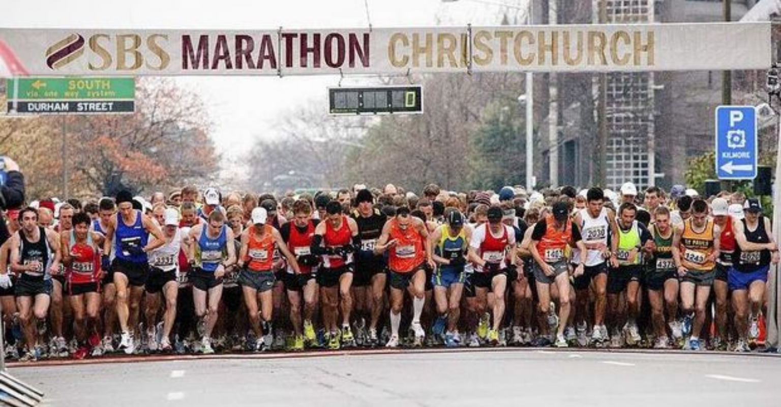 The Christchurch Marathon
