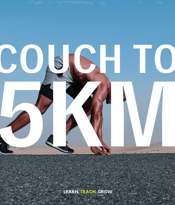 Couch to 5km Running Course