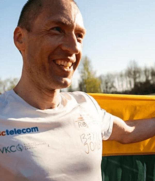 100mile World Record - Aleksandr Sorokin