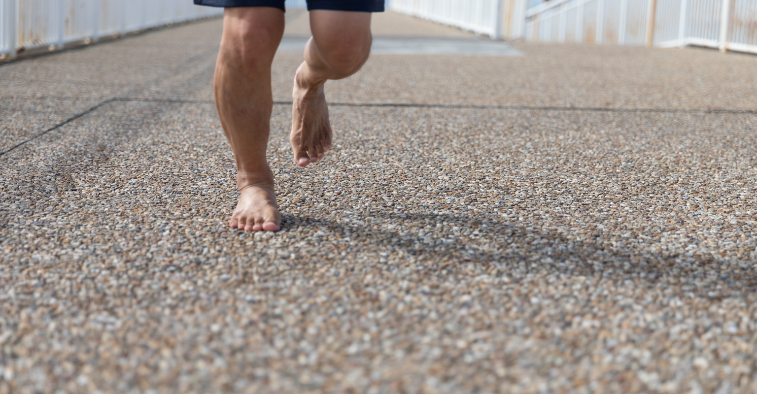 3 Easy Steps To Find Your Feet