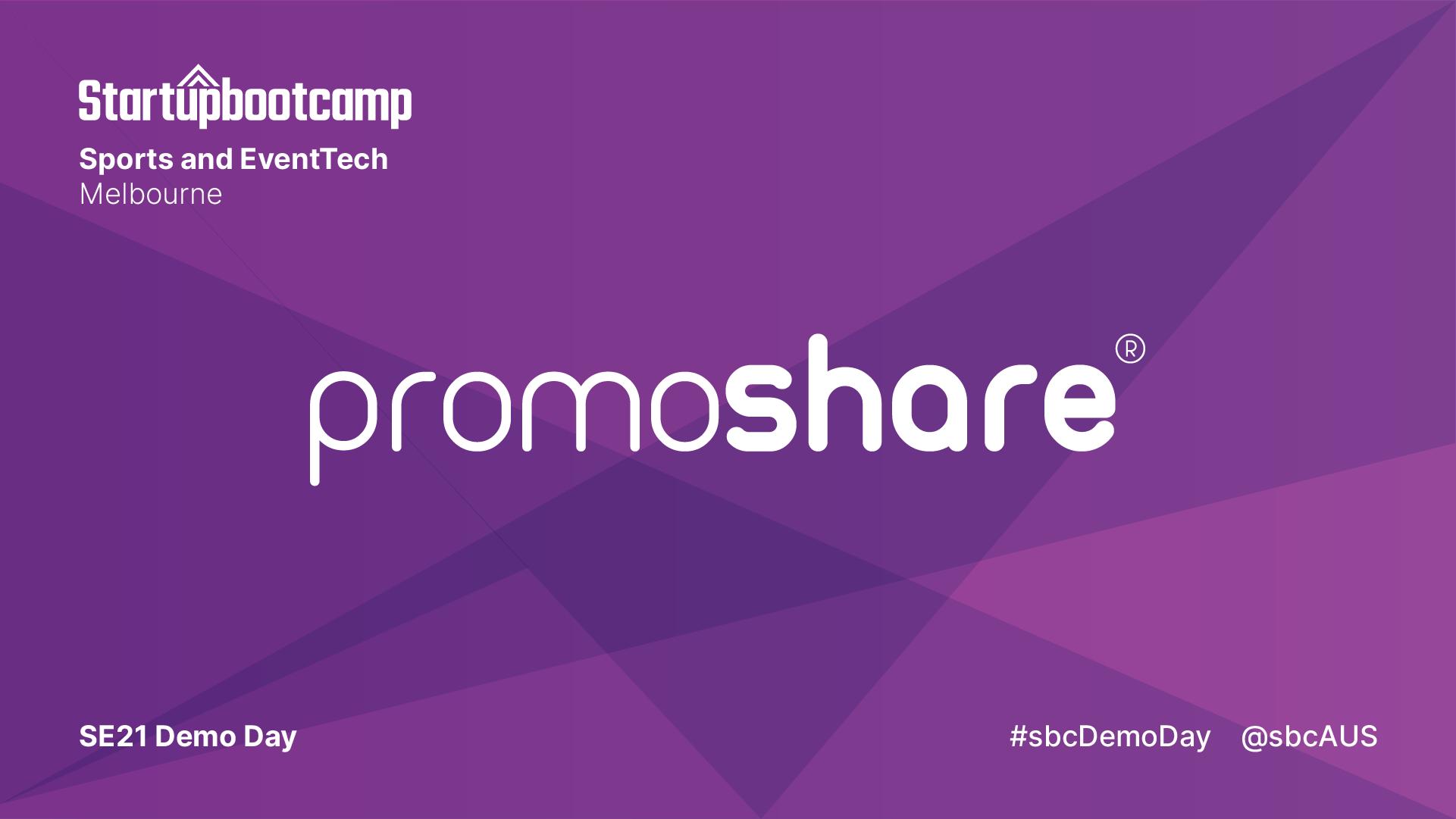 PromoShare banner