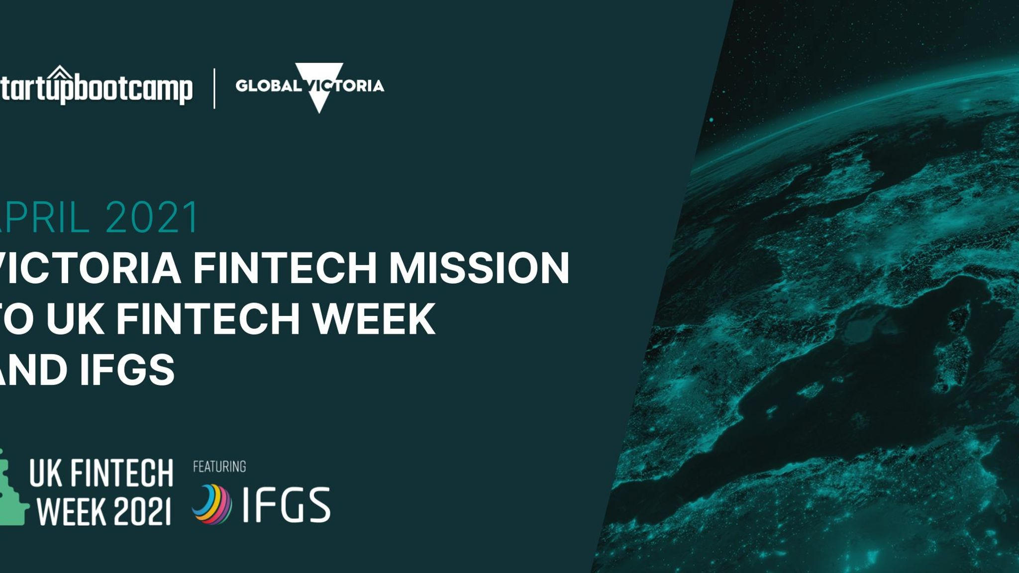 Victoria and the UK Unite for a Virtual Trade Mission Connecting the FinTech Ecosystems