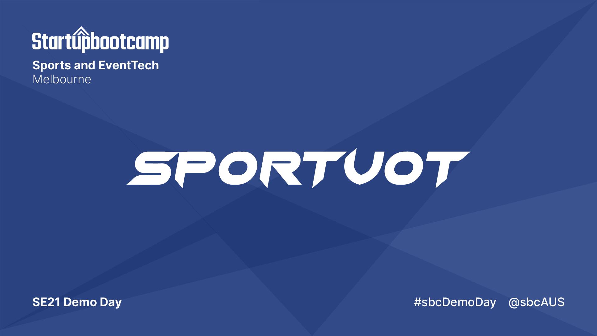 SportVot banner