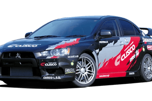 Mitsubishi Lancer Evolution X CZ4A