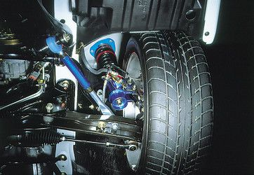 Suspension Rods, Arms, Links