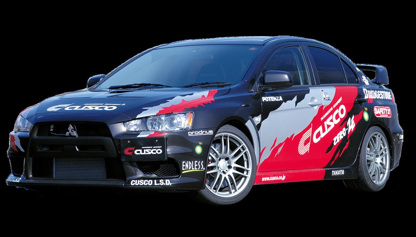 CUSCO Products List for '07-'16 Mitsubishi Lancer Evolution X (CZ4A)