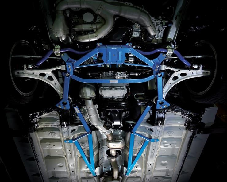 Chassis & Body Brace