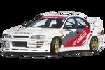 Subaru Impreza WRX GC