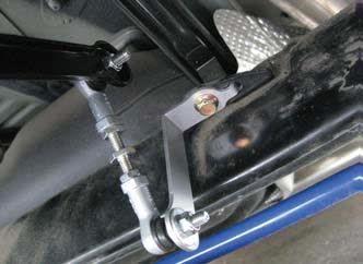 Adjustable Rod for Headlight Auto Level Adjuster