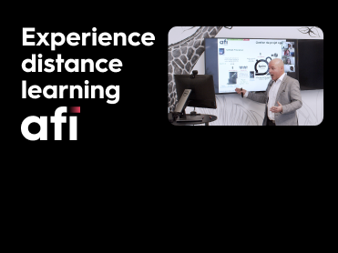 Discover the virtual classroom benefits. View video