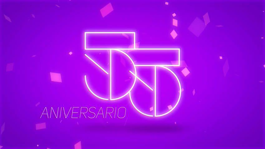 Pacific TV 55th anniversary ad