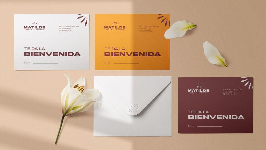 Matilde business card