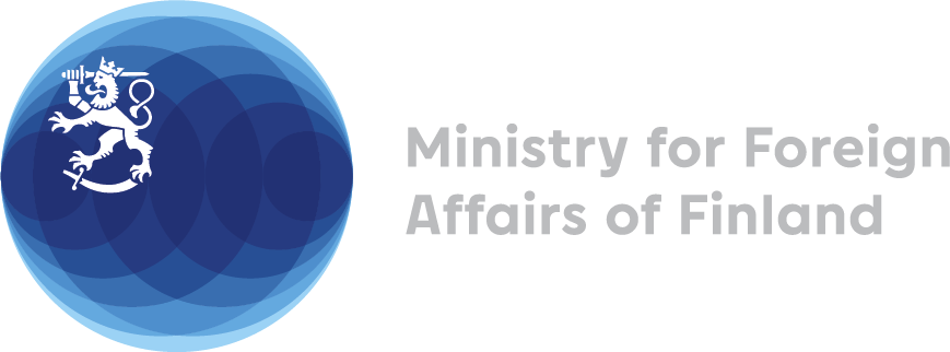 Ministry for Foreign Affairs of Finland logo